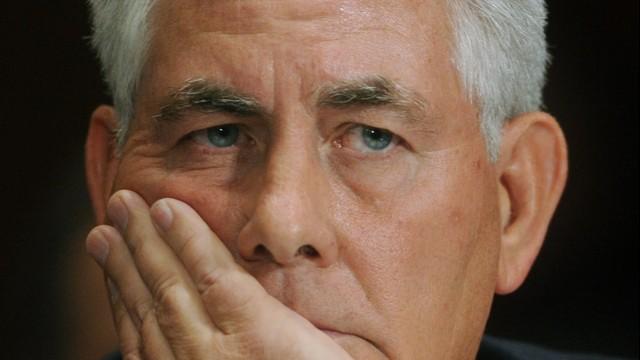 Media: Rex Tillerson był szefem rosyjsko-amerykańskiej spółki na Bahamach