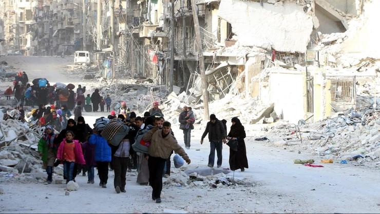 Rosja gotowa na rozmowy z USA w sprawie Syrii