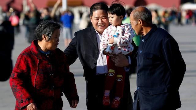 Przełom w Chinach - to koniec polityki jednego dziecka