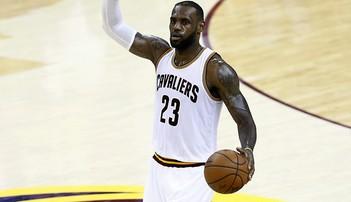 2017-01-12 NBA: Druga z rzędu porażka Cavaliers