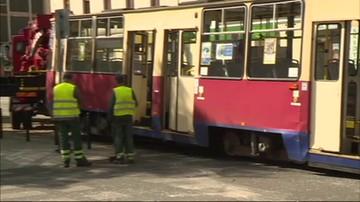 Zderzenie autobusu i tramwaju w Bydgoszczy. Pięć osób poszkodowanych