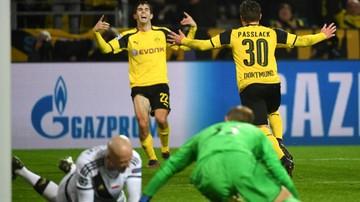 2016-11-22 Liga Mistrzów: Legia Warszawa i Borussia Dortmund z rekordem bramek w jednym meczu!