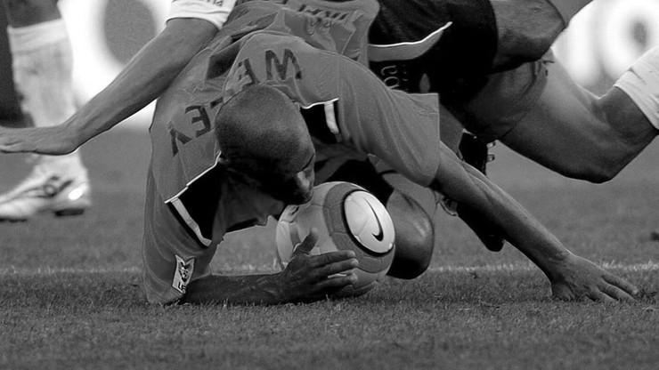 Atak serca podczas treningu... Znany brazylijski piłkarz zmarł na boisku
