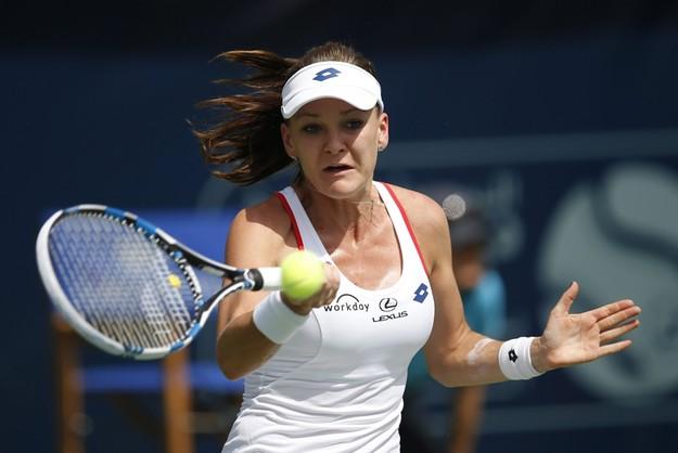 Dubaj: Radwańska odpadła w 1/8 finału