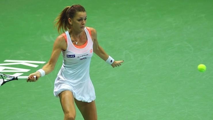 Agnieszka Radwańska znów z najlepszym zagraniem! 84 proc kibiców zachwyciła akcja w meczu z Vinci