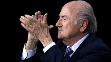 2017-07-02 MŚ 2018: Blatter pojedzie na turniej do Rosji