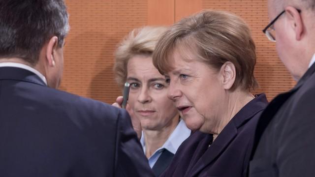 Niemcy: rząd zaaprobował plan przyłączenia się do walki z IS