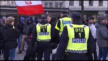 12-02-2016 19:50 Szwecja: 10 Polaków aresztowanych ws. planowania ataków na migrantów