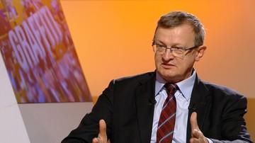 Cymański o Sadurskiej: nie będzie gorszym wiceprezesem niż ktoś od Petru czy Balcerowicza