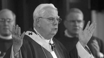 Nie żyje kardynał Bernard Law oskarżany o tuszowanie przypadków pedofilii w Kościele