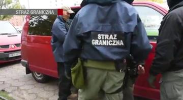 29-10-2015 17:52 Wpadka przemytników ludzi. Spektakularna akcja polskiej Straży Granicznej i hiszpańskiej policji