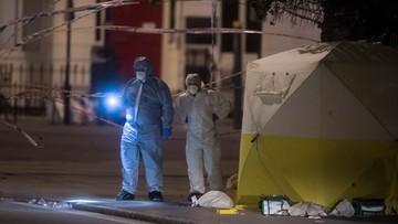 04-08-2016 05:13 Atak nożownika w Londynie. Nie żyje kobieta