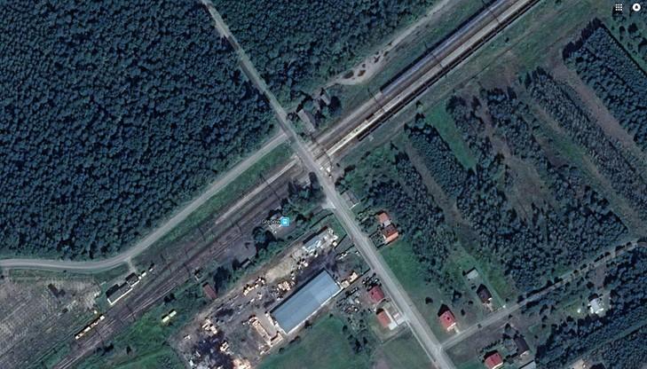 55-letnia kobieta zginęła w zderzeniu volkswagena z pociągiem. Nie miała szans