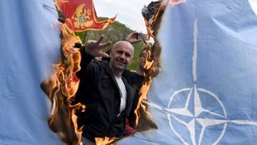 28-04-2017 17:30 Czarnogóra ratyfikowała przystąpienie do NATO. Nie wszystkim się to podoba