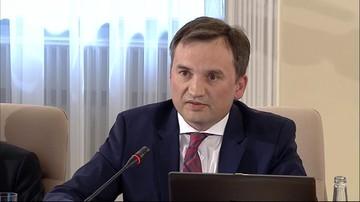 17-05-2016 16:25 Ziobro: naprawiliśmy działanie prokuratury, która działała źle