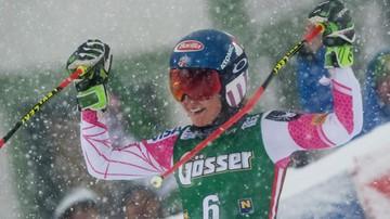 2016-12-28 Alpejski Puchar Świata: Shiffrin wygrała slalom gigant w Semmering