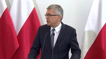 31-08-2016 07:32 Karczewski: należy prowadzić ciągły dialog z krajami europejskimi spoza UE