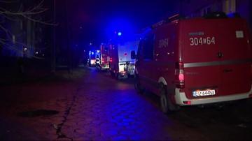 Rusznikarz z Łodzi o mało nie wysadził matki. Ucierpieli policjanci i strażak. Wyznał, że wytwarzał materiały wybuchowe