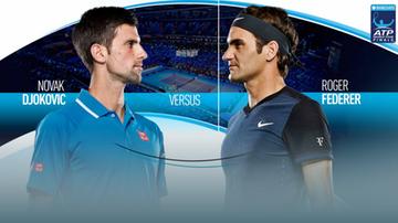 2015-11-22 ATP Finals: Federer - Djokovic. Transmisja finału w Polsacie Sport