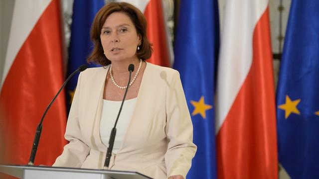 Kidawa-Błońska: niemożliwe, by obecny Sejm zajął się projektem ws. emerytur