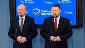 """2016-11-29 """"Tytuły naukowe będą nostryfikowane przez Kaczyńskiego i Macierewicza"""". Opozycja o próbie odebrania dyplomu Laskowi"""