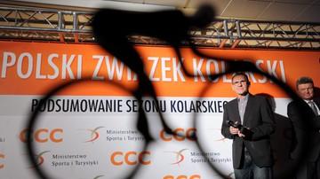 2017-11-09 W Polskim Związku Kolarskim nie ma już wiceprezesów