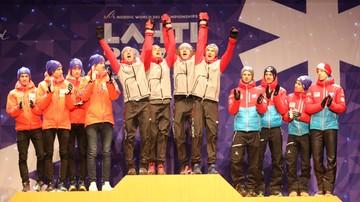 2017-03-05 MŚ Lahti 2017: Klasyfikacja medalowa
