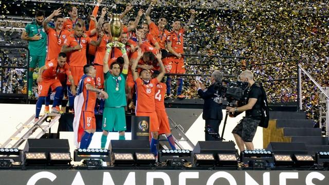 Copa America: Chile znowu pokonało Argentynę
