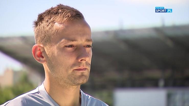 2016-08-04 Getinger: Piłkarze Stali Mielec nie będą chłopcami do bicia