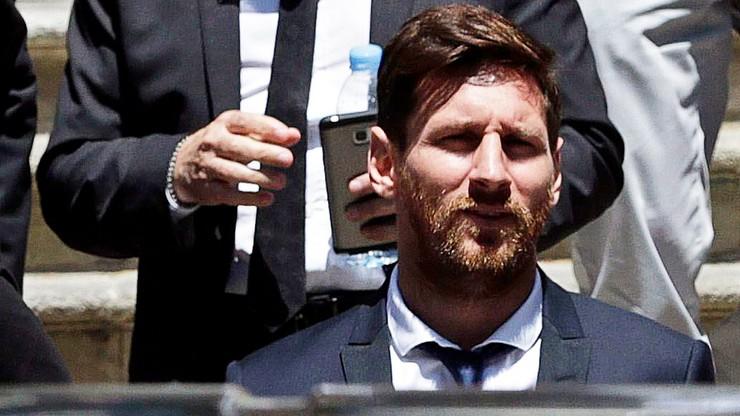 Akcja poparcia dla Leo Messiego. Nie o to chyba chodziło Barcelonie