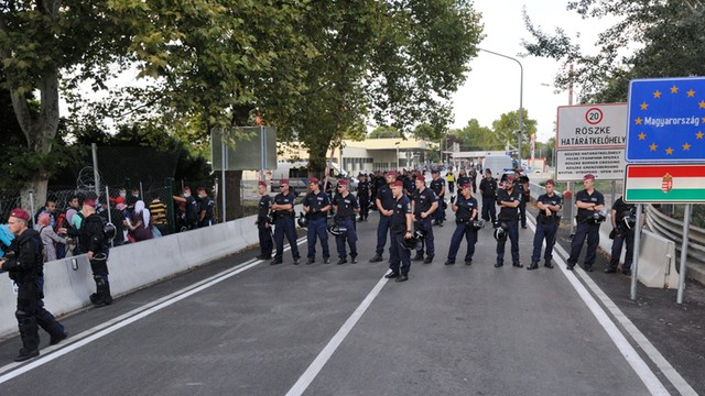 Komisja Europejska wszczyna postępowanie wobec Węgier w sprawie prawa dot. uchodźców