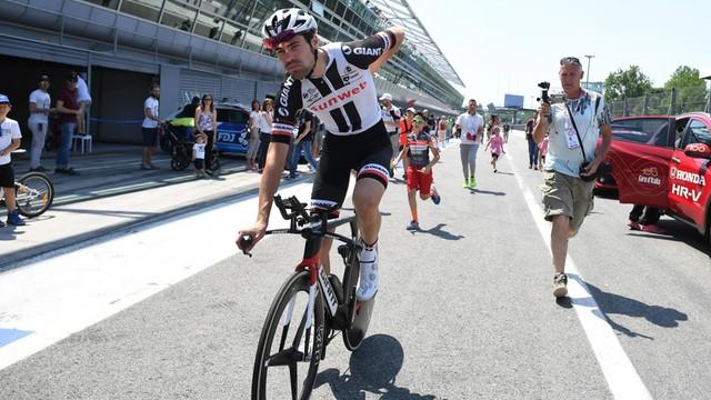 Tom Dumoulin wygrał setną edycję wyścigu Giro d'Italia