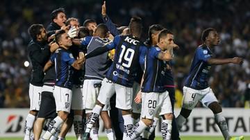 2016-05-25 Ekwadorskie Independiente w półfinale Copa Libertadores