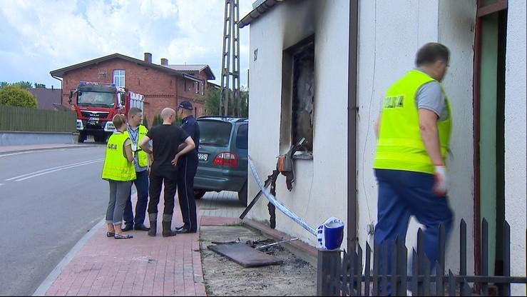 W pożarze domu zginęło 11-miesięczne dziecko
