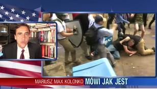 Mariusz Max Kolonko - Media milczą o przyczynach zamieszek w Charlottesville