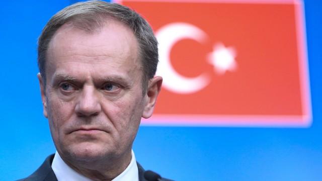 Tusk: Dni nielegalnej imigracji do Europy dobiegły końca