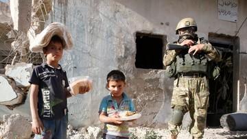 Ponad 70 ofiar walk w pobliżu Aleppo