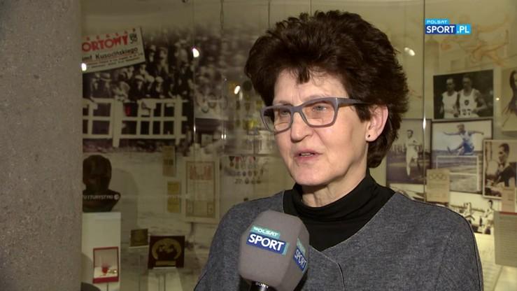 Grażyna Rabsztyn: Kusociński był sportowym bohaterem swoich czasów
