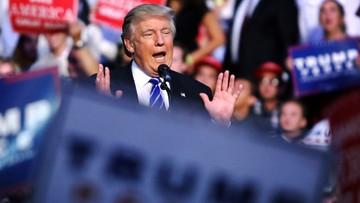 "12-08-2016 23:06 Trump broni ""ludzi pracy"""