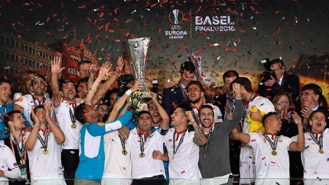 Sevilla po raz trzeci wygrała Ligę Europejską
