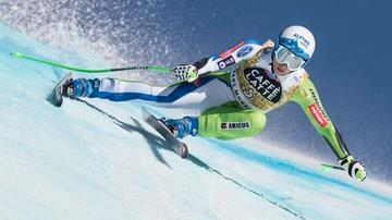 2017-02-25 Alpejski PŚ: Stuhec najlepsza w supergigancie w Crans Montanie