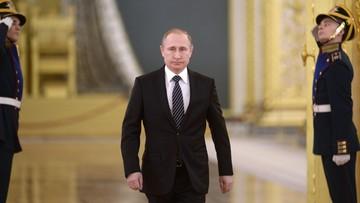17-03-2016 15:59 Putin z wizytą na Krymie. Odwiedzi budowę najdłuższego mostu w Rosji
