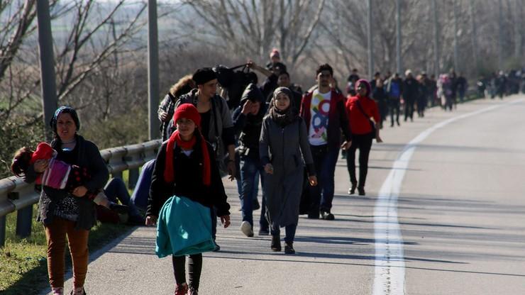 Do Grecji i Włoch przybyło w tym roku już około 110 tysięcy migrantów