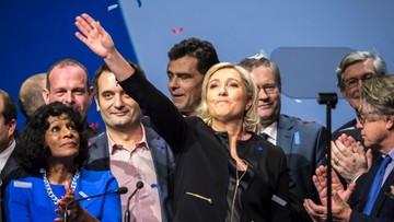 05-02-2017 18:47 Le Pen: obronię Francuzów przed islamskim fundamentalizmem
