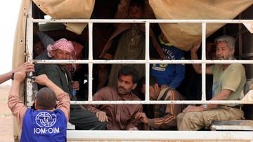 69 migrantów w jednej ciężarówce. Jechali do UE