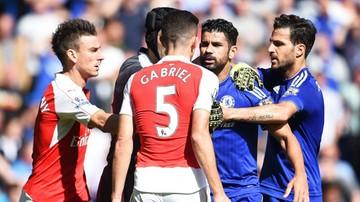 2015-09-19 Londyn był dziś czerwony, ale to Chelsea wygrała derby