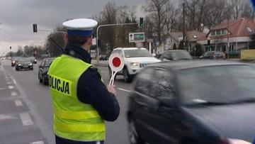 Obława i strzały w Warszawie. Napad na właściciela kantoru