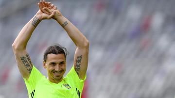 30-06-2016 18:19 Zlatan Ibrahimović w Manchesterze United