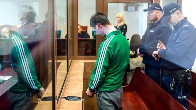 Włocławek: 10 lat więzienia za pobicie dwulatka na śmierć