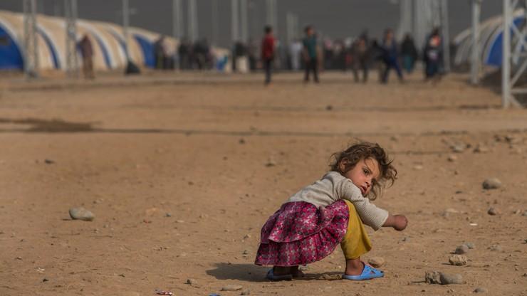 350 tys. dzieci w pułapce w zachodnim Mosulu